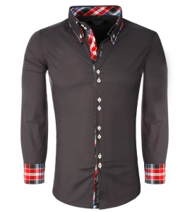 chemise chic slim fit homme