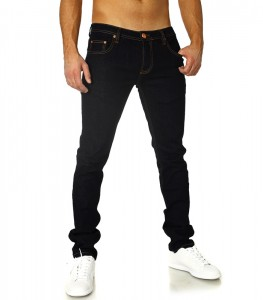 14-500 jean tazzio fashion homme noir