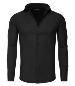 chemise fashion tazzio homme noir