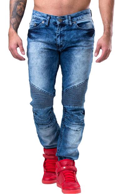 Jean homme fashion jean homme dechire fashion jean homme tendance bleu