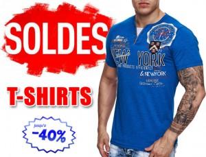 Cadre Soldes T-shirts monsieurmode