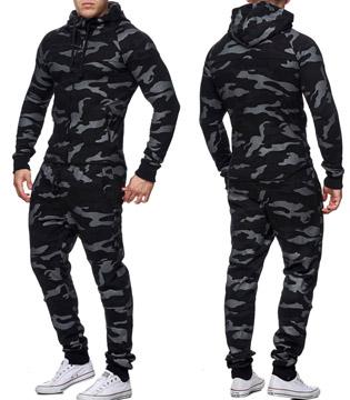 HommeLook Les Ensembles Sportswear Jogging Pour Mode Homme y80vwOPmNn