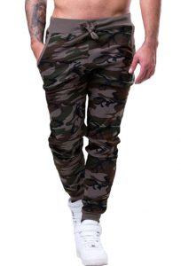 705 jogging homme fashion camouflage pour homme avant