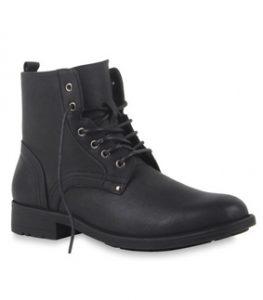 boots homme noir