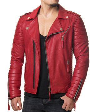 Homme Simili Cuir Fashion Marron Tendance Veste HvqwdCH