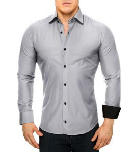 chemise-cintree-pour-homme-rusty-neal-gris-clair