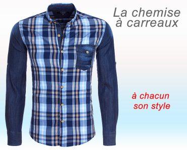 chemise-homme-a-carreaux-style-tendance