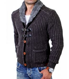 418-cardigan-fashion-homme-gris-fonce