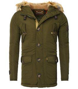 419-manteau-hiver-pour-homme-vert-kaki