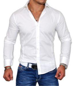 9000-chemise-coupe-ajustee-pour-homme-blanc