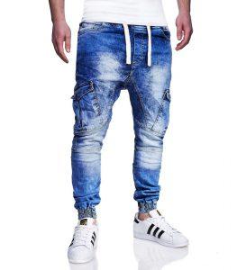jogg jeans mode pour homme