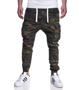 3188-jogg-jeans-camouflage-homme-vert-face