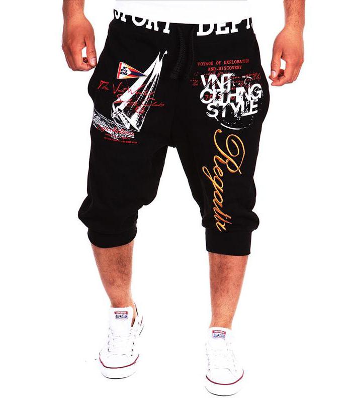 Le bermuda style jogging pour un t sportswear mode homme - Jogging a la mode ...